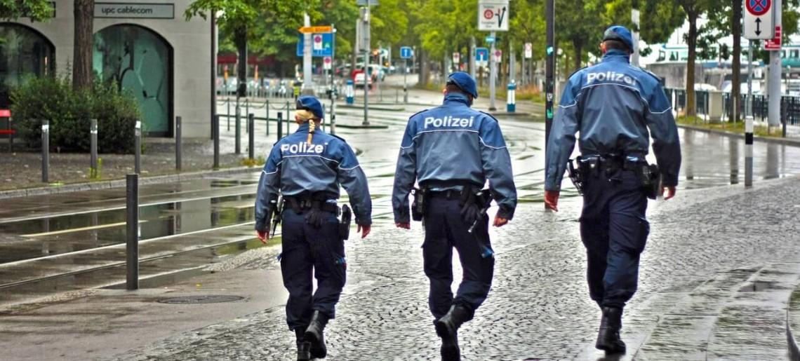 Ania chce być policjantką